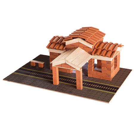 Bricktrick - Bahnhof