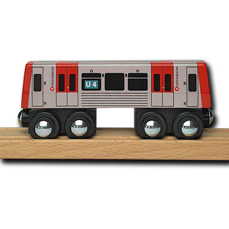 U-Bahn Hamburg Linie U4