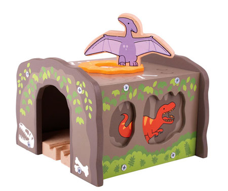 "T-Rex Tunnel ""Dinosaurier-Land"""
