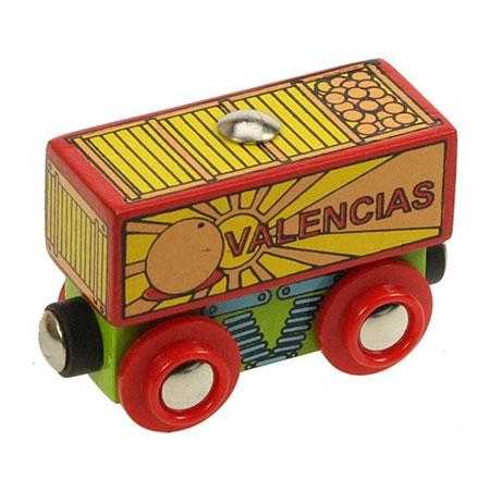 Valencia-Waggon