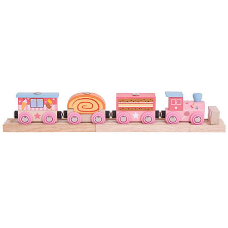 Süßigkeiten-Express