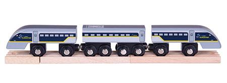 """Hochgeschwindigkeitszug """"Eurostar e320"""""""