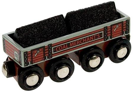 Großer Kohlewaggon