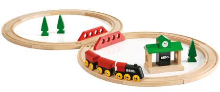 Bahn Acht Set (Brio)
