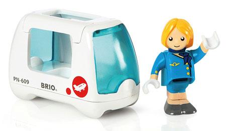 Monorail Shuttle Anhänger (Brio)