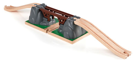 Einsturzbrücke (Brio)