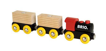 Holz-Transportzug (Brio)