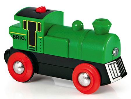 Speedy Green Batterielok (Brio)