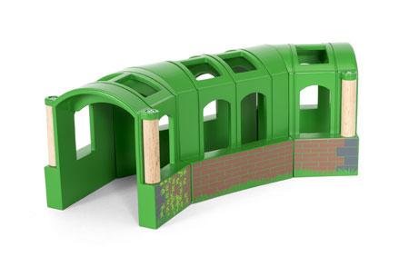 Flexibler Tunnel