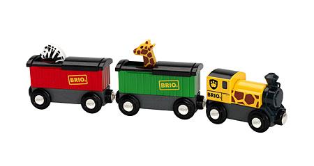 Safari-Zug (Brio)