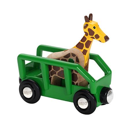 Giraffenwagen (Brio)