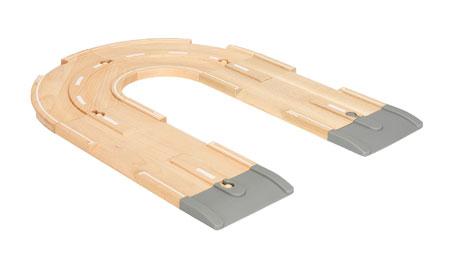 Straßen-Erweiterungs-Set (Brio)