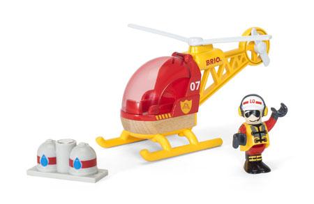 Feuerwehr - Hubschrauber