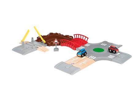 Auto-Spielset Stadt und Land (BRIO)