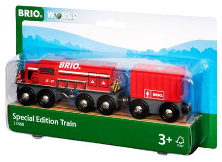 Roter Frachtzug - Special Edition 2019 (BRIO)