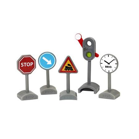 Verkehrszeichen-Set (Brio)