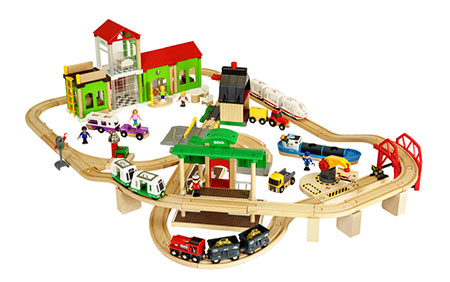 World Set Deluxe (Brio)