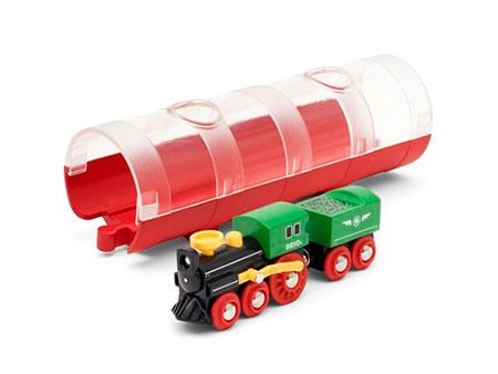 Tunnel Box Dampflokzug (BRIO)