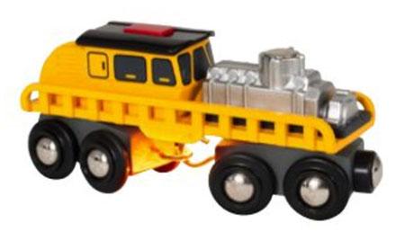 Schienenreparatur-Fahrzeug (BRIO)
