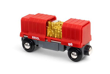 Container Goldwaggon (BRIO)
