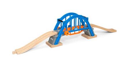 Smart Tech Hebebrücke (BRIO)