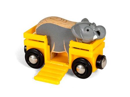 Tierwaggon Elefant (BRIO)