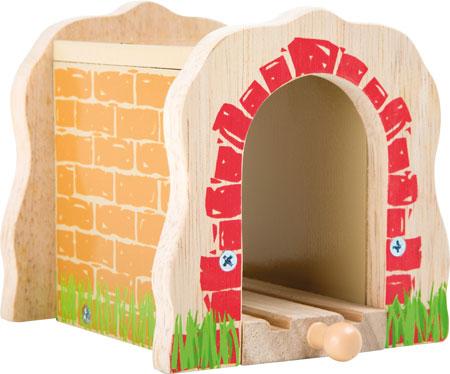 Trainible - Tunnel für Eisenbahnen