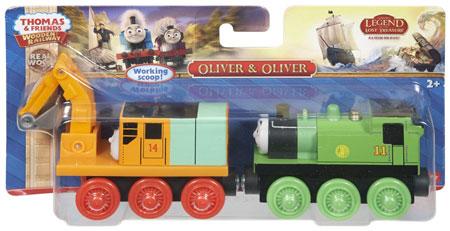 Oliver & Oliver (Thomas und seine Freunde)