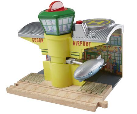 Sodor Luftschiff-Hangar (Thomas und seine Freunde)