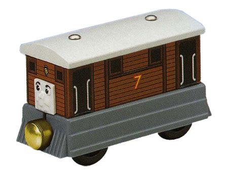 Toby talking railway thomas und seine freunde