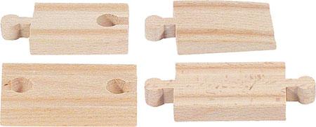 Schienenverbinder-Set (4 Stück)