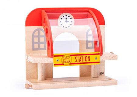 2 Etagen Bahnhof
